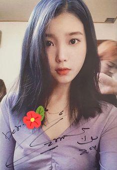 Iu Hair, Korean Beauty, Instagram Story, Crochet Earrings, Marriage, Beautiful Women, T Shirts For Women, Lady, Idol