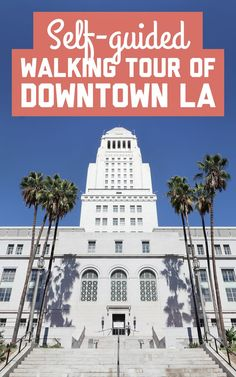 Most visitors will skip Downtown LA in favour of Hollywood, Santa Monica, or the theme parks, but I believe that it's worth putting aside some time to explore. Here's my self-guided walking tour of Downtown Los Angeles! / A Globe Well Travelled