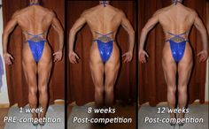 Reverse diet pics and example macros post contest. Dieting After a Contest to Stay Lean and Grow Bikini Competition Prep, Fitness Competition, Figure Competition, Physique Competition, Reverse Dieting, Fitness Gifts, Men's Fitness, Muscle Fitness, Gain Muscle