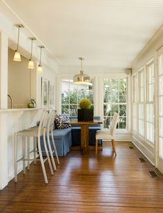 Sun Porch Design Ideas, Pictures, Remodel, and Decor - page 55