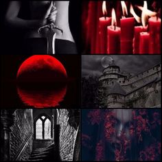 Dark spirit witch. This story is about a man who came in dark night beneath the blood moon. Then he saw scary spirit witch and ran away. He saw a strange castle and came in. At the end he understood that castle is witche's home where she kill people.
