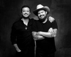 Wade Bowen and Randy Rogers