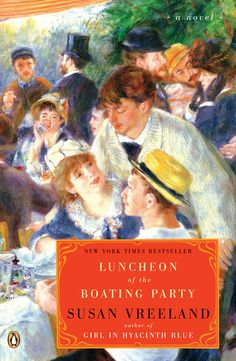 Susan Vreeland explores and imagines one of the most beloved Renoir paintings in the world, done with a flourish worthy of Renoir himself.