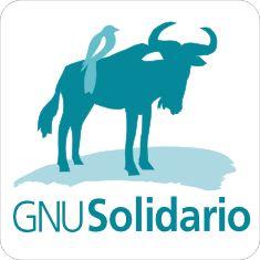 GNU Solidario Logo