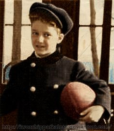 Tragical Titanic Survivor after arriving in New York him and his family traveled to Main and there he was killed in a car a car accident not 1 month into surviving the Titanic disaster.