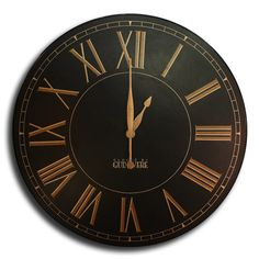 *ALL INSCRIPTIONS FREE* limited time  Introducing CHURCHILL BLACK by JenniferClocks. Also available in RED FOX and GREYSTONE w/silver  Our clocks