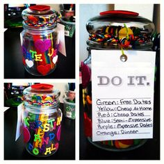 My own date jar!