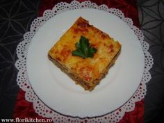 Lasagna, Carne, Quiche, Breakfast, Ethnic Recipes, Morning Coffee, Quiches, Lasagne