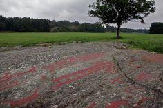 Hällristningar i Himmelstalund, Norrköping. En av Sveriges största samlingar | Rock carvings or petroglyphs at Himmelstalund in Norrköping, Sweden. One of Sweden's largest collections from the Late Neolithic and the Early Bronze Age