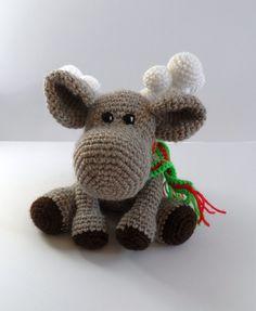 Crochet Toy Pattern Crochet Deer Pattern by jelenateperik on Etsy