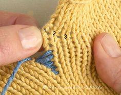 Best mattress stitch tutorial ever!!