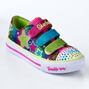 Skechers Twinkle Toes Triple Up Light-Up Shoes - Avery :)