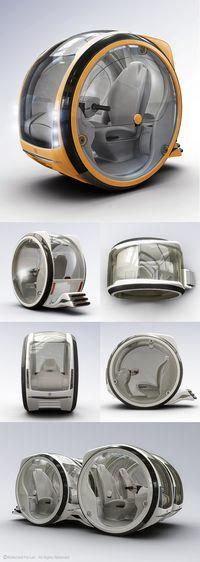 SNAP! by Nick Kaloterakis [Futuristic Vehicles: http://futuristicnews.com/category/future-transportation/]