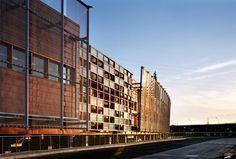"Centro Commerciale ""La Certosa"" Ipermercato Carrefour, Antonio Besso Marcheis. © Luigi Gariglio Luigi, Multi Story Building"