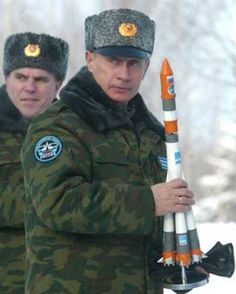 Putin toys