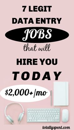 Real Work From Home Jobs Real Work From Home Jobs,Make Money Online These Legit work from home jobs will hire you today. Make money online and get paid by the hour. management saving tips hustle ideas to make extra money from home jobs Best Online Jobs, Online Jobs From Home, Home Jobs, Online Work, Earn Money From Home, Earn Money Online, Way To Make Money, Earning Money, Money Fast