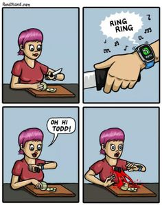 Apple Watch problems...