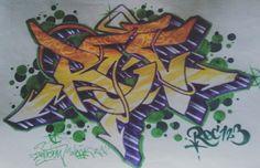 Sketch to REC 123 #wildstyle #lagloriaesdeDios  #shadowghiphope21