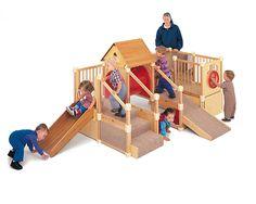 communityplaythings.com - G760 Nursery Gym 6