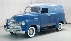 1949 Chevrolet 3100 Panel Delivery