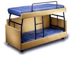 Doc Sofa Bunk Bed | Convertible Furniture | Pinterest | Bunk Bed, Folding  Furniture And Bunk Bed Designs