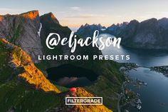 Add details and magical effects to your lifestyle photography with these filters. Eljackson Lightroom Presets created by photography Samuel Taipale.