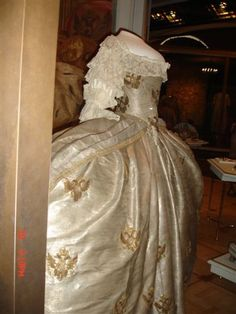 Coronation gown, Catherine the Great