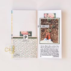 I have been catching up on my #52favorites notebook. I so love this project!