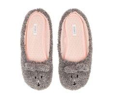 Rabbit slippers - OYSHO