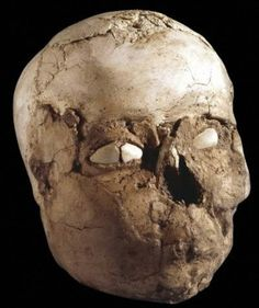 Black Canaan: The first settlements | | Jericho Plaster Skull | 7000 BC
