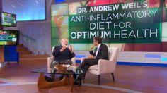 Sneak Peek Andrew Weil's Anti-Inflammatory Diet