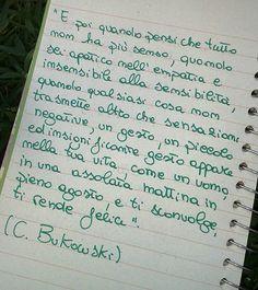 Bukowski - Letteratura