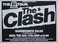 The Clash at Hammersmith Palais