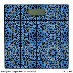 Portuguese tile patterns