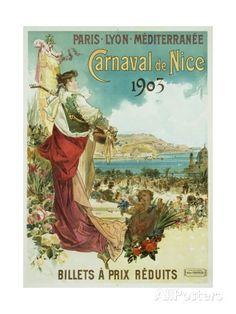 PLM - Carnaval De Nice 1905