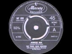 The Three Good Reasons - Nowhere Man - 1966 - 45 RPM - YouTube