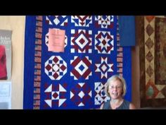 Pie Plate's Tutorial Tuesday 9/6/11 Engine House Quilt Shop