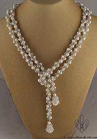 Frosty earrings E804 by Fleur-de-Irk on deviantART