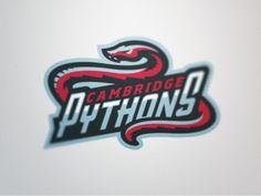 Cambridge Pythons Primary Logo