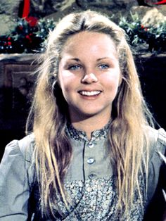 Melissa Sue Anderson aka Mary on Little House on the Prairie......my first childhood crush!!! LOL!