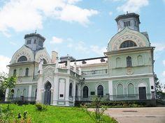 Палац Лопухіних у місті Корсунь-Шевченківський