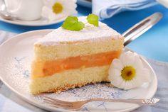 almas-toltott-piskota Vanilla Cake, Cheesecake, Food, Campaign, Medium, Link, Gastronomia, Cheesecakes, Essen