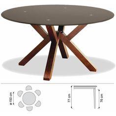 tables rondes salle à manger - Google Search