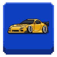 Pixel Car Racer v 1.0.65 Hack MOD APK Games Racing