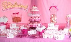 Perfect little girl birthday party idea :) by celia