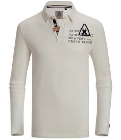 Fashionable, high-quality and sportive looking Rugbyshirts from the  lifestyle brand Gaastra.