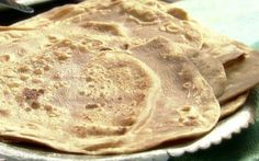 Indian Wholemeal Griddle Breads (Chapatis) Recipe by Aarti Sequeira