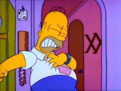Simpsons Meme, The Simpsons, Simpson Wallpaper Iphone, Cartoon Wallpaper, Mundo Meme, Patrick Spongebob, Memes Lindos, Rick E, Simpson Wave
