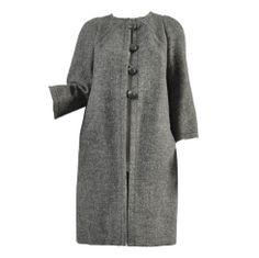 Gorgeous1963 Christian Dior Haute Couture Coat