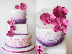 Ausnahmezustand in der Backstube, Hochzeitstorten bei tropischer Hitze Hochzeitstorte von www.suess-und-salzig.de